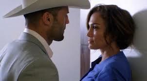 Leslie, aki nem önmagában bűnös, hanem helyzete, magánya, kiszolgáltatottsága, Női illetve Parker Férfi mivolta teszi a csábítás eszközévé. A fenti kis botlástól eltekintve ő is megvívja harcát, és Emberként lép ki a történetből.