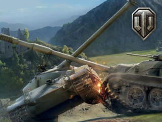 A World of Tanks emblematikus képe
