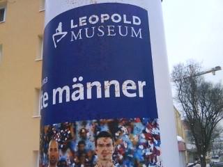 Jobb felső sarok - helyszín: Leopold múzeum