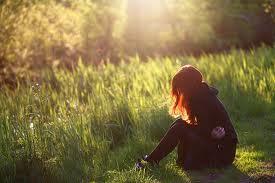 magányos nő