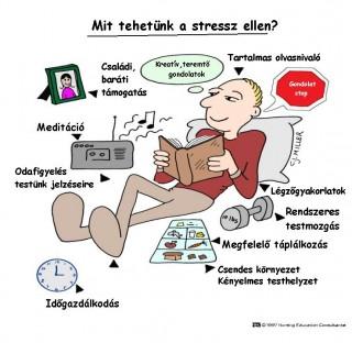 stressztelenítő