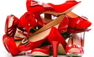 cipőhalom