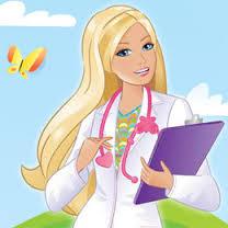 barbi dr nő