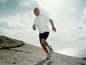 aktív férfi