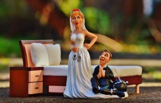 menyaszony vőlegény