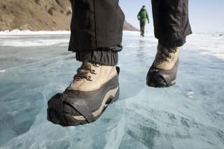 jégen járó